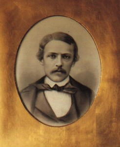 Viktor Rydberg 1858.