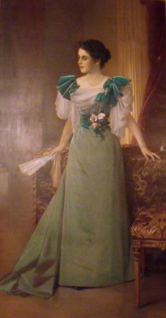 """""""Irma von Geijer"""", 1895"""